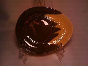 Shawnee Corn King Saucer #91