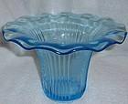 Mayfair Sweet Pea Vase - Blue