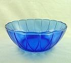 Newport Hairpin Cereal Bowl - Cobalt