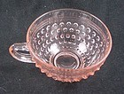 Hobnail Cup  - Pink