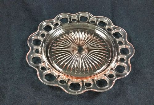 Old Colony Lace Edge Salad Plate