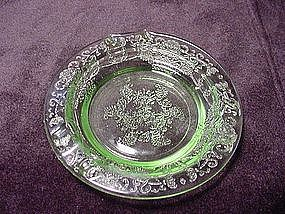 Florentine 2 Small Ashtray - Green