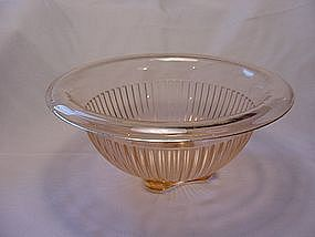 Kitchenware - Federal Pink 6 3/4 Inch Mixing Bowl