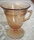 Fostoria Priscilla Handled Custard Cup