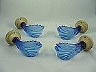 Kitchenware - Cobalt Blue Curtain Tiebacks