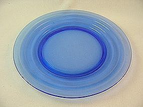 Moderntone Cobalt Luncheon Plate