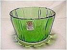 Tulip Ice Bowl - Green