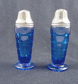Moderntone Cobalt Salt & Pepper Set