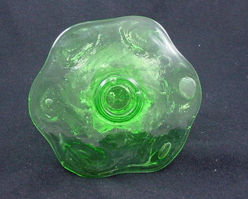 Consolidated Catalonian Emerald Spanish Knobs Candle