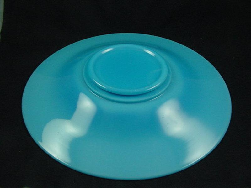 Cambridge Azurite 12 Inch Low Console Bowl