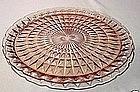 Windsor Chop Plate - Pink