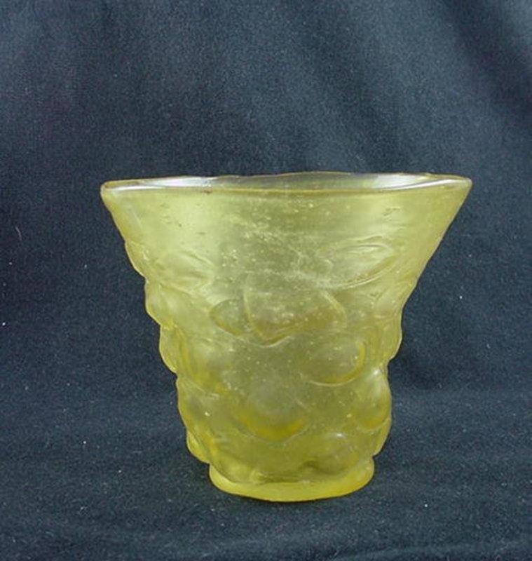 Consolidated Catalonian Honey Sweet Pea Vase