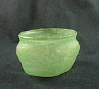 Consolidated Catalonian Jade Sugar Bowl