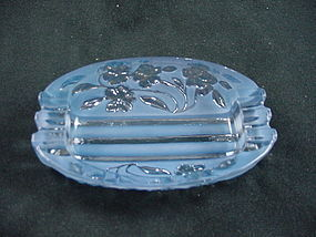 Phoenix Glass Phlox Ashtray