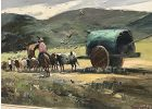 Durval Pereira (1917-1984) Brazilian artist landscape painting