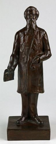 Bronze Sculpture of William Booth