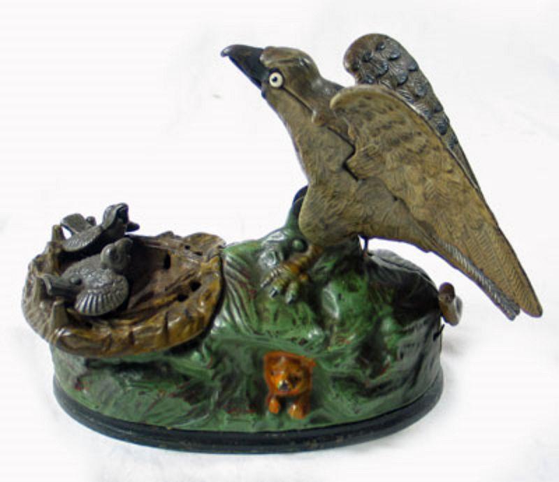Cast Iron Eagle Bank