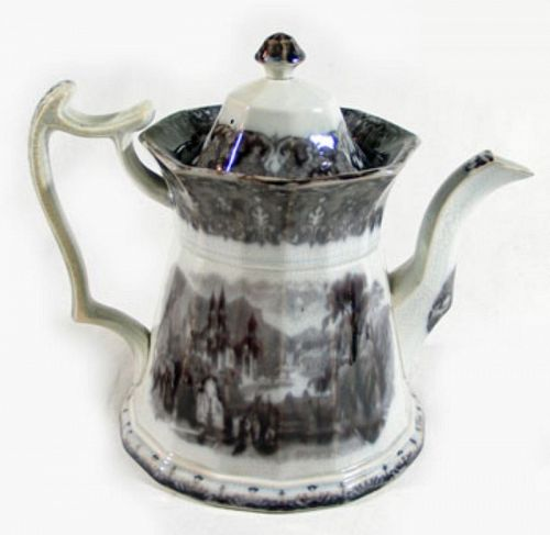 Flow Mulberry Coffee Pot