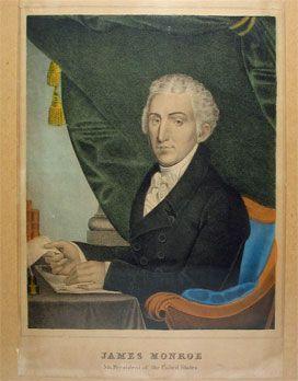 James Monroe (Print)
