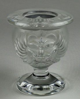 Lalique Tete de Lion Cigarette Holder