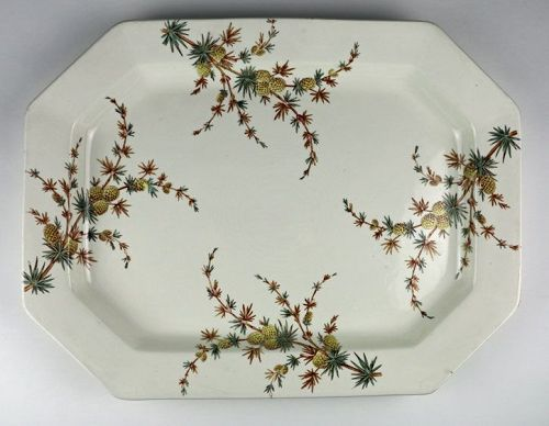 Monumental Serving Platter - Cenis Pattern