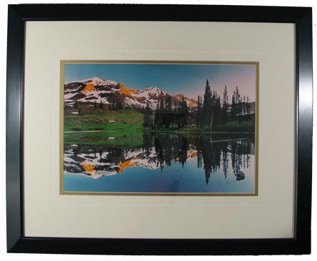 Morning Reflections - Photographic Print