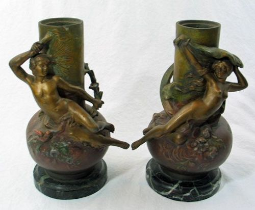 Pair of Neoclassical Vases