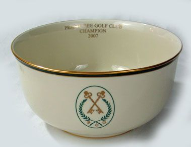 Peachtree Golf Club 2007 Champion Trophy Bowl