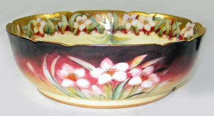 Pickard Console Bowl
