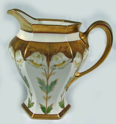 Pickard Porcelain Pitcher