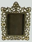 Rococo Brass Frame