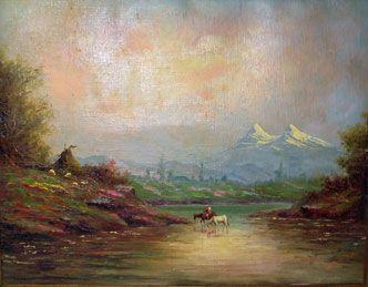 South American Landscape