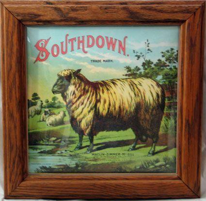 Southdown Advertisement