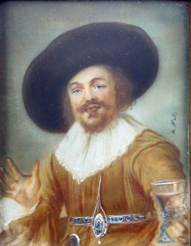 The Merry Drinker, After Hals