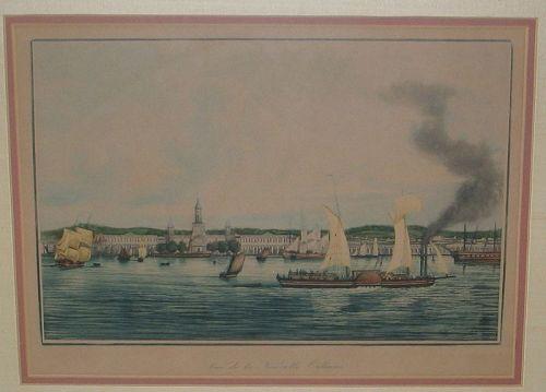 Vue de la Nouvelle Orleans