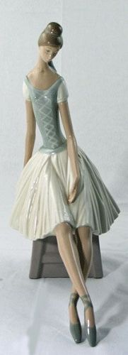 Ballerina - NAO by Lladro