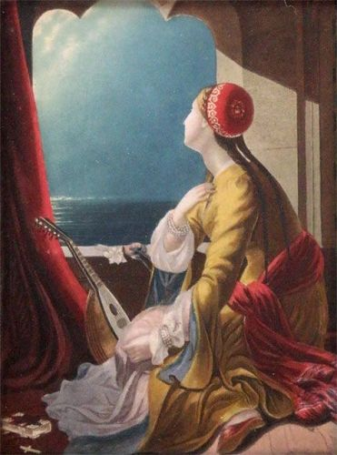 Zenobia, George Baxter