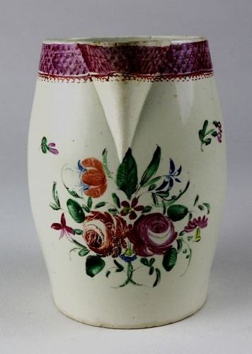 Pearlware Pitcher