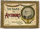 The Game of Authors, Parker Brothers, Possible First Edition