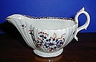English Joseph Pennington Porcelain Sauce Boat, c. 1770