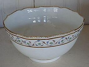 English Derby Porcelain Small Fruit Bowl, c. 1785