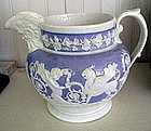 English Ridgway Pottery Jug, c. 1815-20