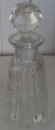 Cut Glass Perfume, c. 1930