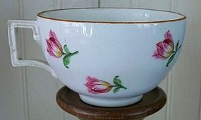 German Meissen Tea Cup, Marcolini period, c. 1774-1814