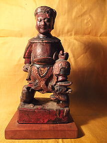 CHINESE MING FIGURE
