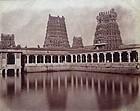 INDIAN  ALBUMEN PHOTO 1880