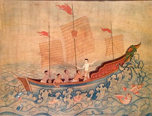 THAI PAINTING 19th Century