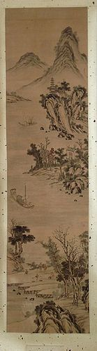 CHINESE OLD SCROLL