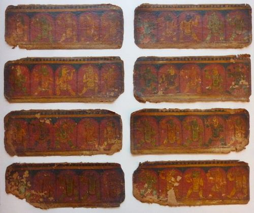 TIBETAN MANUSCRIPT 17TH CENTURY