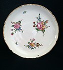Late 18th century Old Paris salad dish